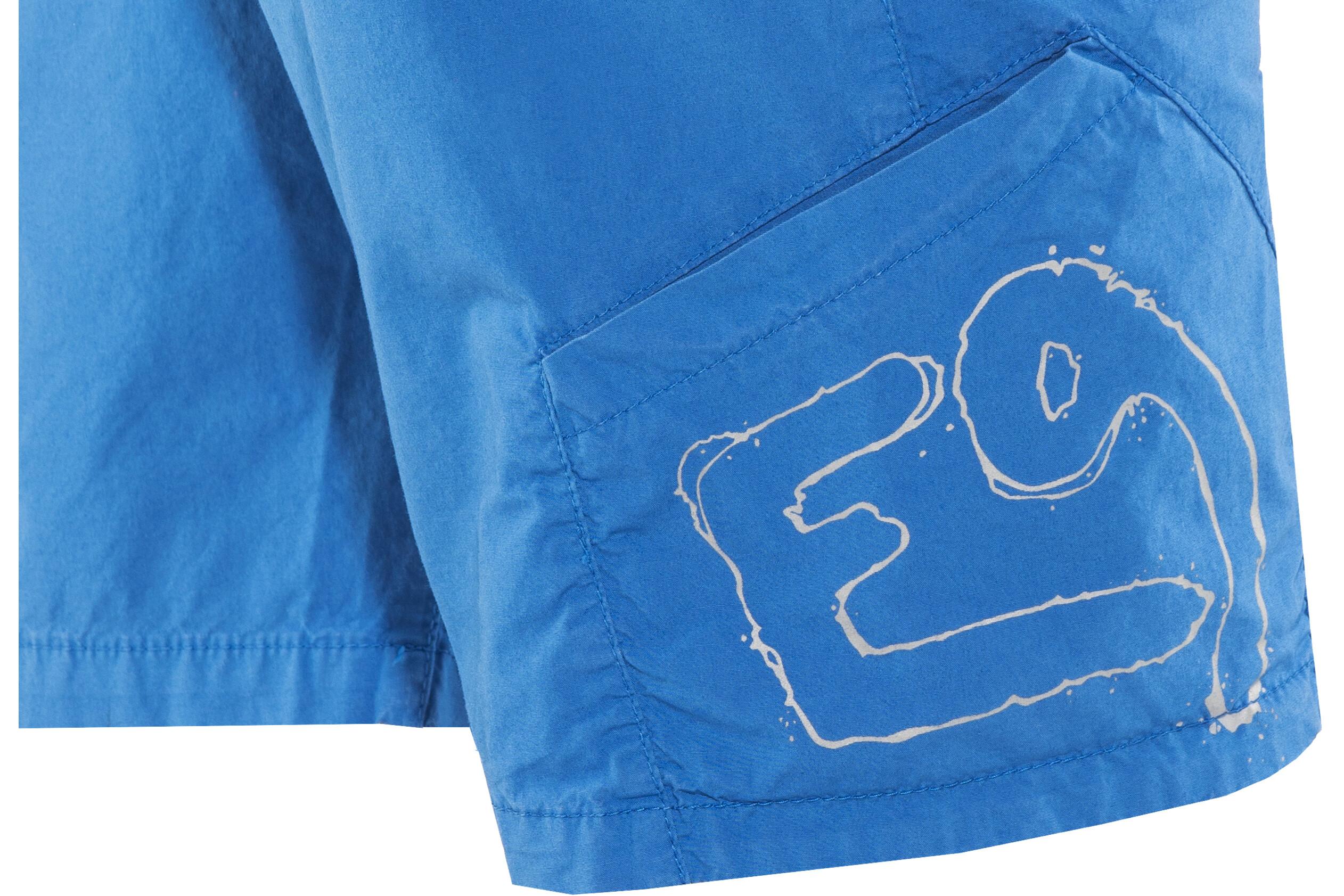 E9 Pentagon - Shorts Homme - bleu sur CAMPZ ! 9a8c61c5f7bd